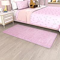 Amazon.co.uk: Pink - Area Rugs / Carpets & Rugs: Home & Kitchen