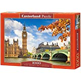 Castorland C-103096-2 - The Heart of London, 1000-teilig, Klassische Puzzle