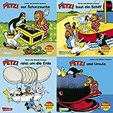 Petzi (4x1 Exemplar) (Maxi-Pixi-4er-Set, Band 34)
