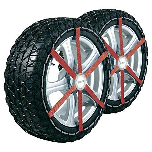 Chaines Neige Textile Michelín Easy Grip talla T12, valide pour pneus: 205/70_R16, 225/60_R16