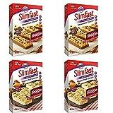 Repas Slimfast de remplacement du repas Repas au yogourt, aux fruits et au chocolat 4...