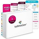 Test DNA Advanced tellmeGen | (Salute + Tratti personali + Wellness + Origini) | Quello che il tuo DNA dice di te