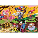 Kidz Valle Treasure Hunting 48 Pieces Tiling Puzzles (Jigsaw Puzzles, Puzzles For Kids, Floor Puzzles), Puzzles For Kids Age 4 Years And Above
