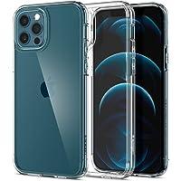 Spigen Cover Ultra Hybrid Compatibile con iPhone 12 e iPhone 12 PRO - Trasparente