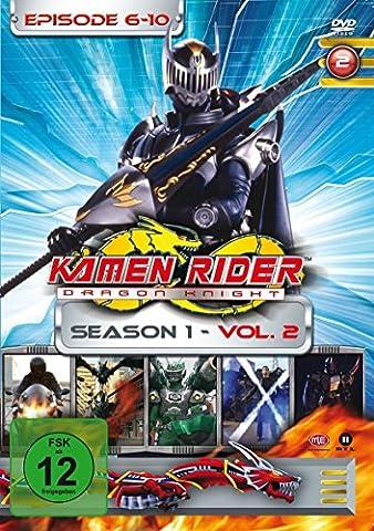 Kamen Rider - Season 1, Vol. 2