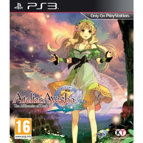 Atelier Ayesha: The Alchemist of Dusk (PS3) (UK IMPORT) by Koei (Atelier Ayesha Ps3)