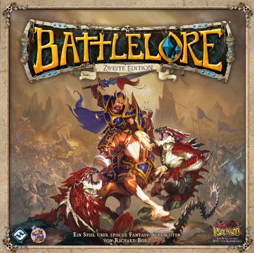 Heidelberger HEI0800 - Battlelore 2. Edition, Brettspiel
