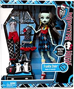 Monster High–Frankie & Fashion Exclusive