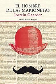 El hombre de las marionetas par Jostein Gaarder