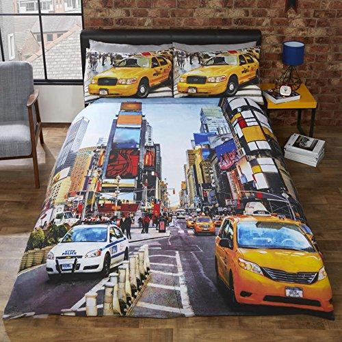 New York, Times Square King Größe Betten