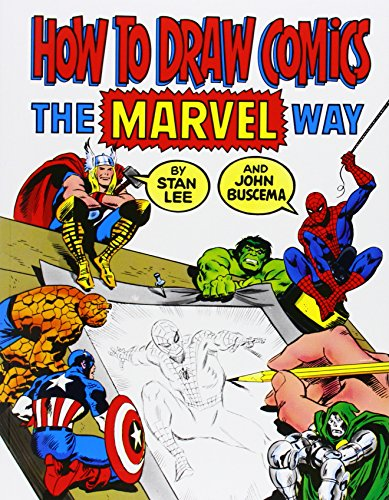 How to Draw Comics the 'Marvel' Way
