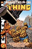 Essential Marvel Two-In-One Volume 2 TPB: v. 2