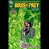 Birds of Prey (1999-2009) #100 (English Edition)