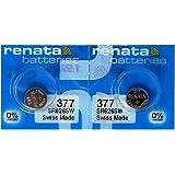 Renata Batería del Reloj 377 (SR626SW)