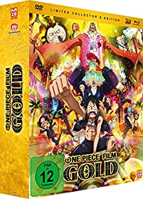 One Piece - 12. Film: Gold (DVD + Blu-ray + 3D-Blu-ray - Limited Collector's Edition) [Limited Edition]