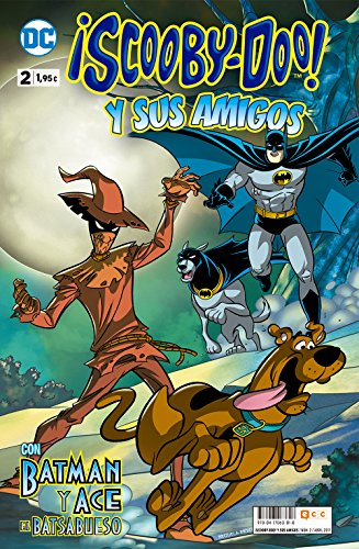Scooby-Doo y sus amigos núm. 02 por Sholly Fisch