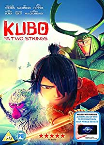Kubo And The Two Strings (DVD + Digital Download) [2016]