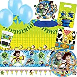 Toy Story Star Power Bumper Party Pack para 8