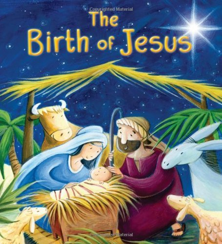 My First Bible Stories New Testament: The Birth of Jesus by Katherine Sully (2014-02-03)