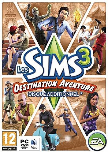 Les Sims 3 : Destination Aventure (extension)