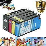 Ersatz-Tintenpatronen für HP932X L HP Officejet 7610751076127110das für alle Modelle