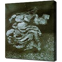salvador dali - the-madonna-of-port-lligat-i - Canvas Art Print