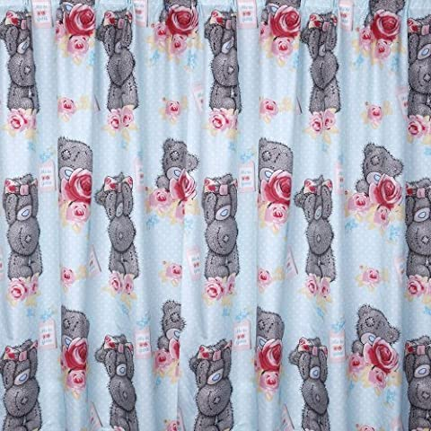 Character World 72-inch Me To You Scrumptious Curtains, Multi-Color