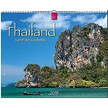 THAILAND - Land des Lächelns: Original Stürtz-Kalender 2018 - Großformat-Kalender 60 x 48 cm