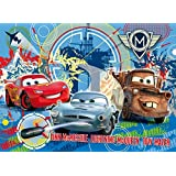 22216 - Clementoni Rahmenpuzzles 15 Teile - WD Pixar Cars 2, 15 Teile