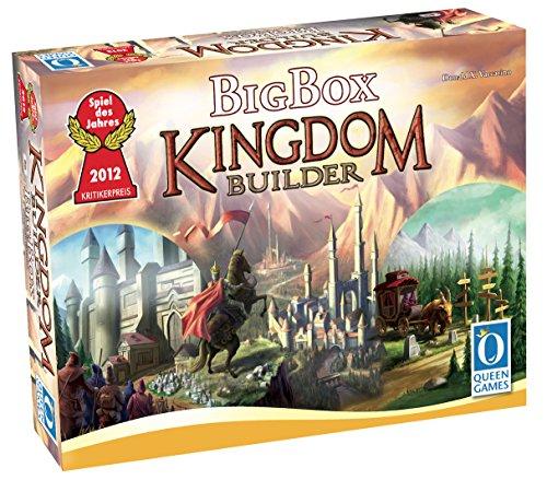 """Preisvergleich Produktbild Queen Games 61121 - """"Kingdom Builder: Big Box"""""""