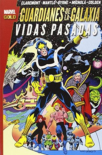 Descargar Libro Guardianes De La Galaxia. Vidas Pasadas (MARVEL GOLD) de Chris Claremont