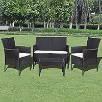 Amazon.es: Sofa Jardin - 100 - 200 EUR / Conjuntos de ...