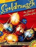 Ostereier Farben Goldrausch - mit Glitzereffekt