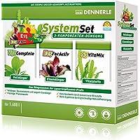 Dennerle 4572 Perfect Plant System Set 3-Komponenten Düngeystem für Aquarienpflanzen 1600 L
