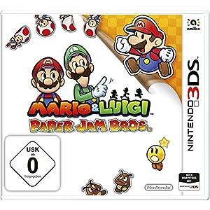 Mario & Luigi: Paper Jam Bros. – [3DS]