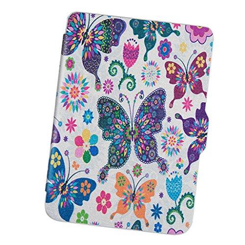 Custodia case cover per kobo clara hd con 6 pollici ereader accessori da coperchi - colorati # 2
