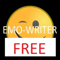 Écrivant d'émoticônes