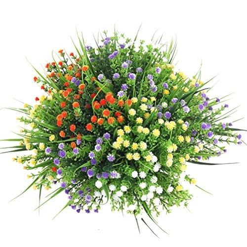 artificielle-arbustes-houda-4-pcs-simili-plastique-feuilles-deucalyptus-buissons-faux-simulation-ver