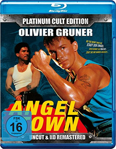 Angel Town - Uncut/HD Remastered (Platinum Cult Edition) [Blu-ray]