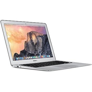 "Apple MacBook Air Portatile, 13"", 1.6GHz, 4 GB RAM, 256 GB SSD, Intel HD Graphics 6000, Argento"