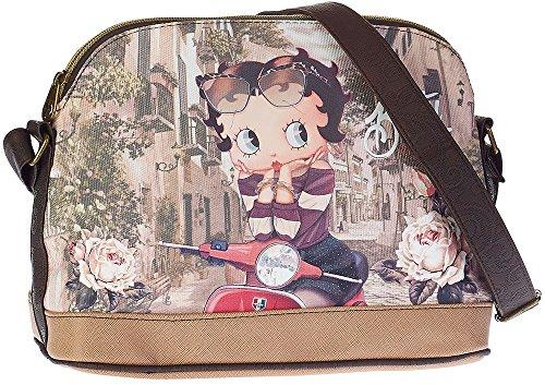 Borsa Donna Disney tracolla Betty Boop Women Shoulder Bag Vespa 94069