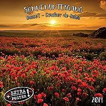 Sonnenuntergang - Sunset - Coucher de Soleil 2019