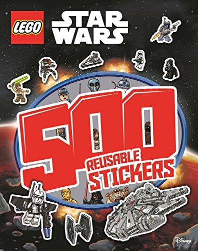 LEGO® Star Wars: 500 Reusable Stickers por Egmont Publishing UK