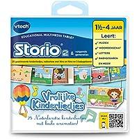 Vtech 80–3233323Storio haya Niños Canciones (en holandés)