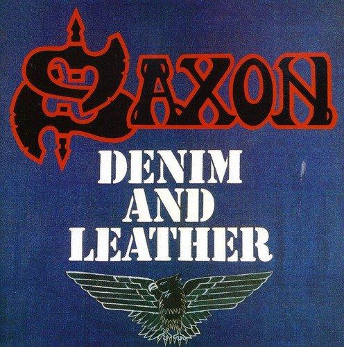 Saxon: Denim And Leather-Remaster (Audio CD)