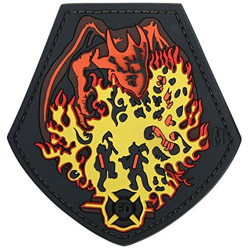 Maxpedition Fire Dragon (Todo Color) Morale Toppa