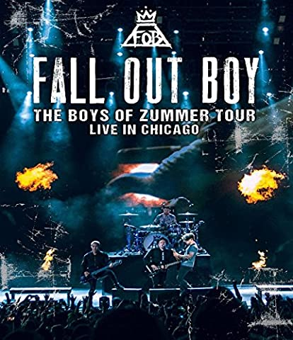 Boy In A - Fall Out Boy : The Boys of