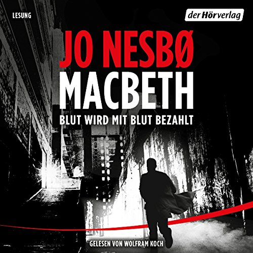 Buchseite und Rezensionen zu 'Macbeth: Blut wird mit Blut bezahlt' von Jo Nesbø