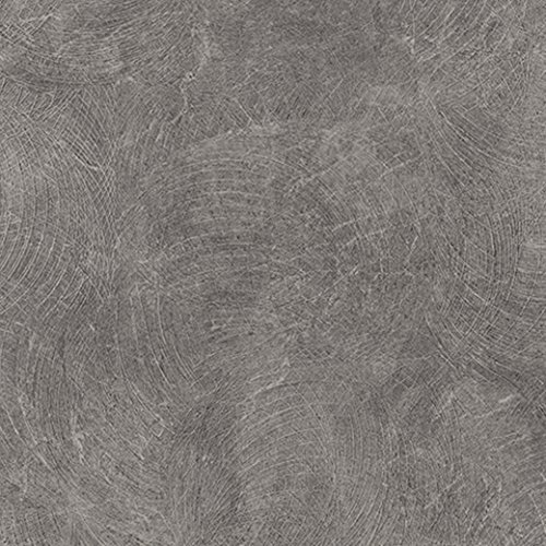 PVC Boden Betonoptik Vinylboden Stein Auslegware 2,5 mm Dicke Dunkelgrau 450 x 400 cm . Weitere Farben und Größen verfügbar