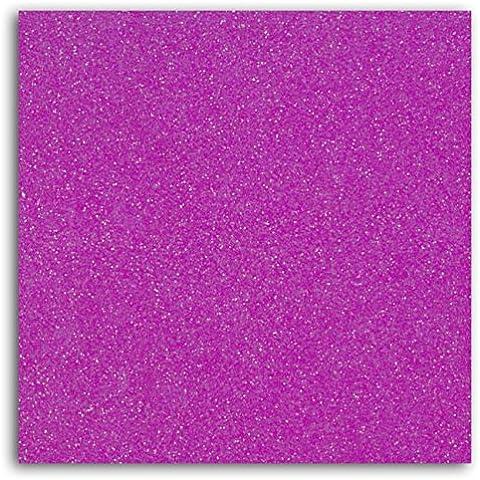Mademoiselle Toga meg815brillare thermocollant tessuto viola fluo 21x 30x 0,1cm